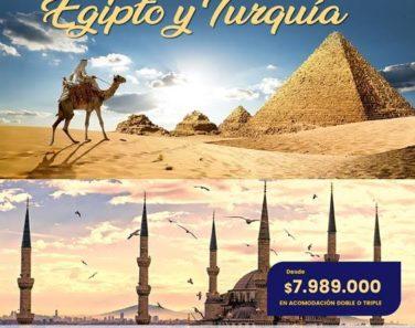 Egipto&Turquia