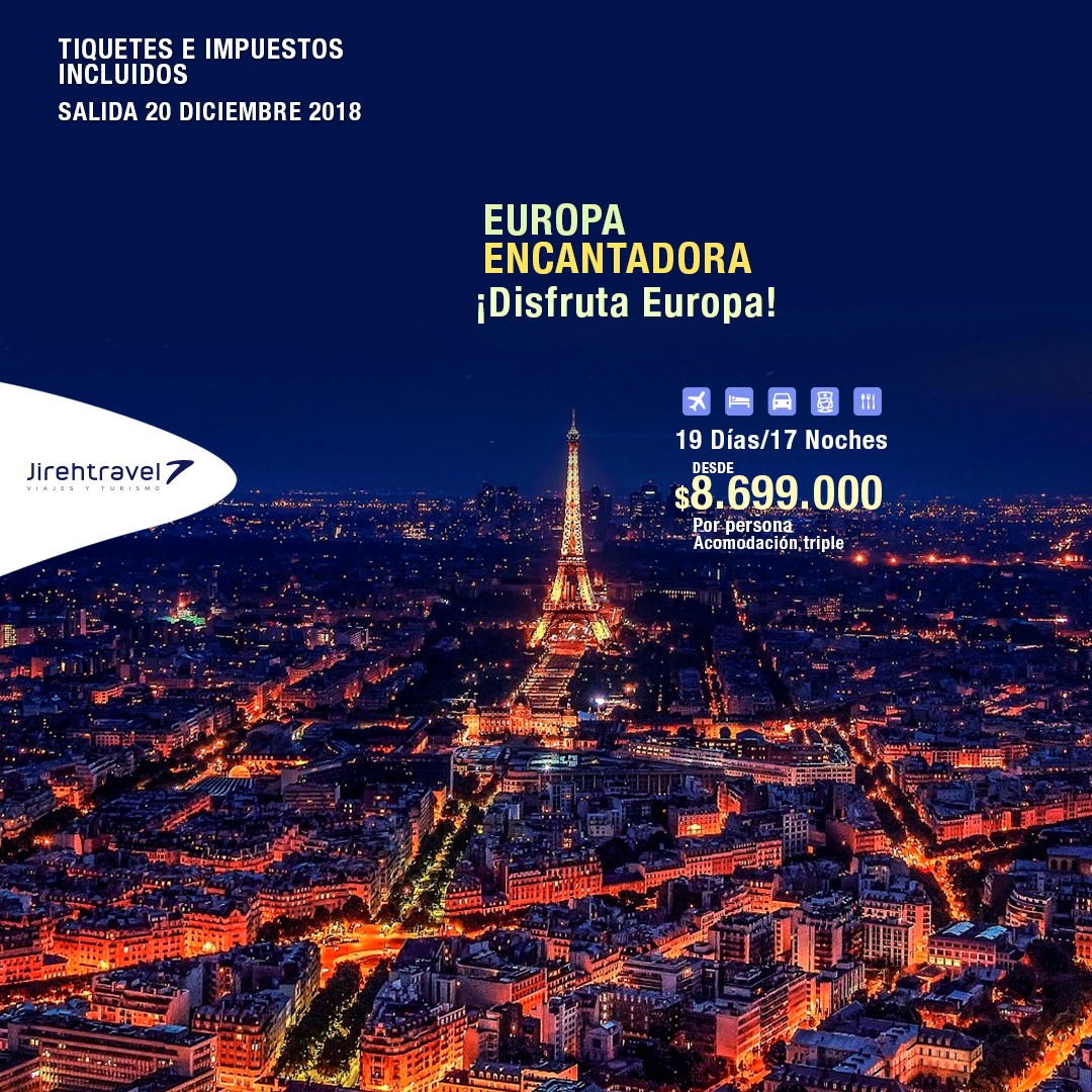 Jireh travel europa enigm tica - Oficinas air europa madrid ...