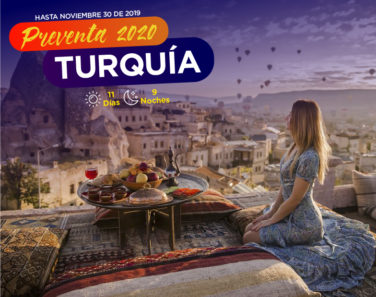 TURQUIA SOÑADA- ENERO A FEBRERO - 2020